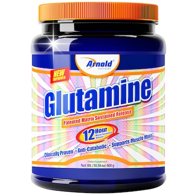 Glutamina Arnold Nutrition - 400g