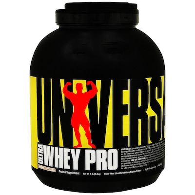 Whey Protein Ultra - Cappuccino - 2.270 Kg - Universal