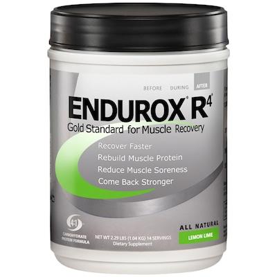 Energético Pacific Health Endurox R4 - Limão - 1,05Kg