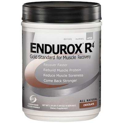 Energético Pacific Health Endurox R4 - Chocolate - 1,04Kg
