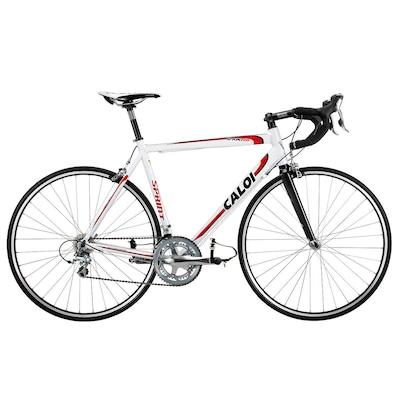 Bicicleta Caloi Sprint 20 - Aro 700 - Freio V-Brake - Câmbio Traseiro Shimano - 20 Marchas