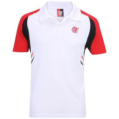 Camisa Polo Braziline Flamengo Sket Adt
