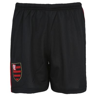 Bermuda Braziline Flamengo Jony - Infantil
