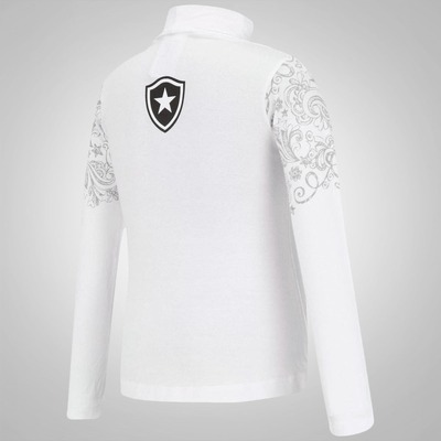 Camiseta Braziline Botafogo Cindy Bata - Infantil
