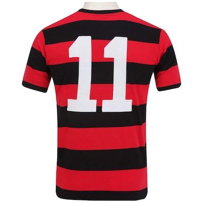Camiseta Braziline Flamengo Tri nº11 - Masculina