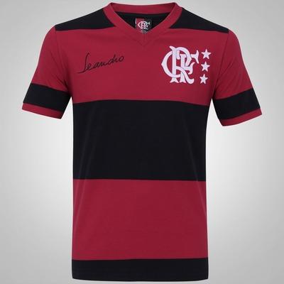 Camiseta do Flamengo Braziline Libertadores 81 nº 2 - Masculina