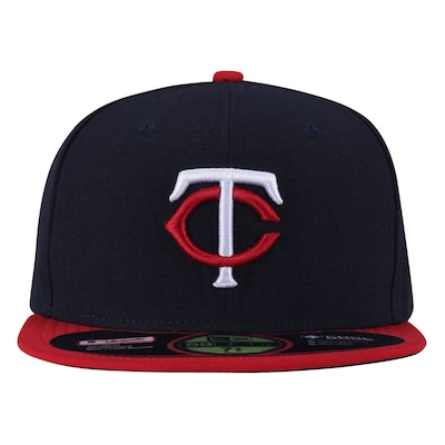 Boné Aba Reta New Era Minnesota Twins - Fechado - Adulto