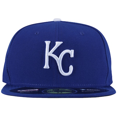 Boné Aba Reta New Era Kansas City Royals - Fechado - Adulto