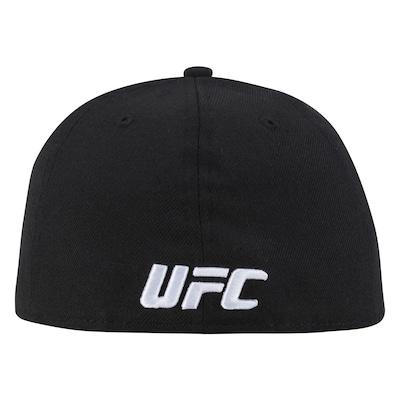 Boné Aba Reta UFC Octagon Spot - Fechado - Adulto