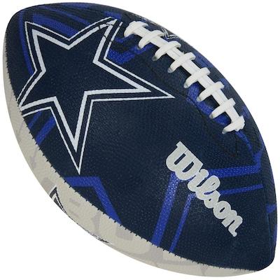 Bola de Futebol Americano Wilson Nfl Team Logo Dallas