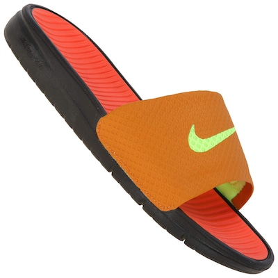 Chinelo Nike Benassi Solarsoft Soccer - Unissex