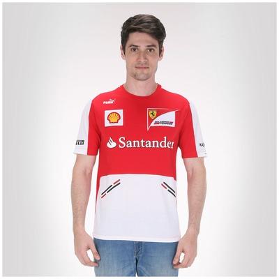 Camiseta Puma SF Team - Masculina
