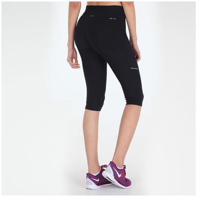 Calça Legging Capri Nike Filament - Feminina