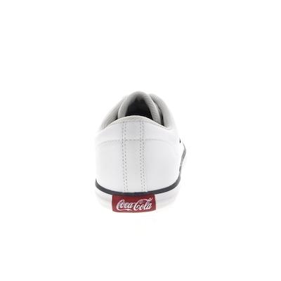 Tênis Coca-Cola Vulcan Low - Masculino