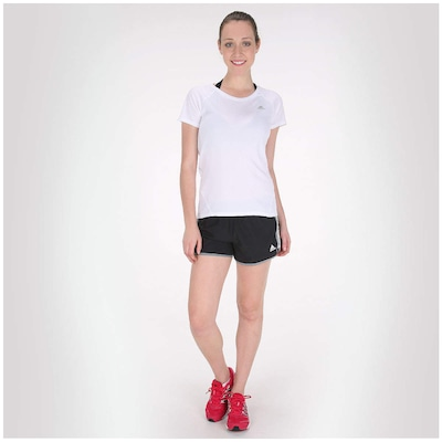 Camiseta adidas Sequentials - Feminina