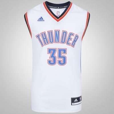 Camiseta Regata adidas NBA Oklahoma City Thunder - Masculina