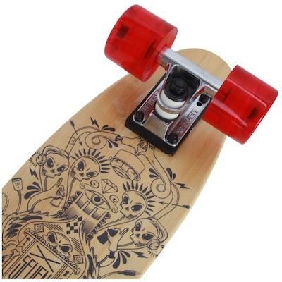 Skate X7 Skatinho Bamboo