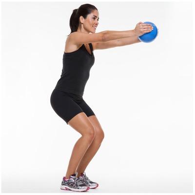 Medicine Ball ProAction Soft 2 Kg GA021