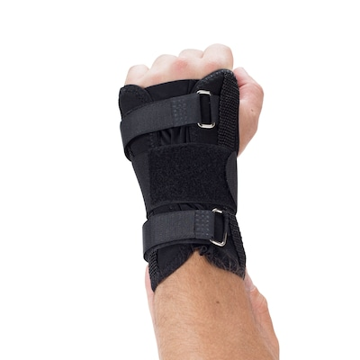 Munhequeira com Tala para Mão Esquerda Oxer Confort