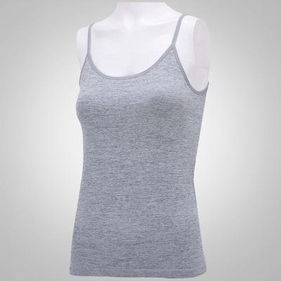 Camiseta Oxer Alça Gain Seamless - Feminina