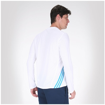 Camiseta Manga Longa adidas Questar - Masculina