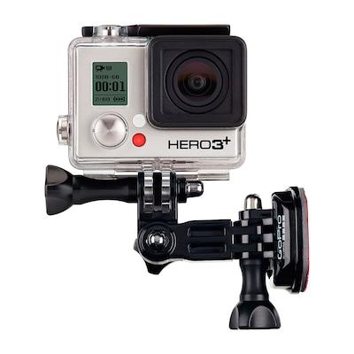 Suporte GoPro para Montagem Lateral em Capacetes, Veículos e Equipamentos Diversos