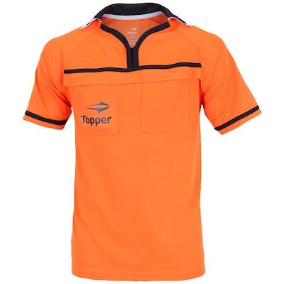 Camisa de Árbitro Topper FPF 13