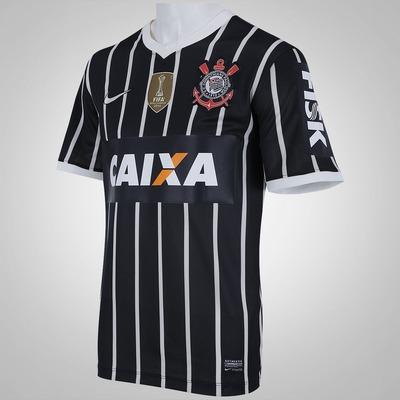 Camisa do Corinthians II s/nº Nike