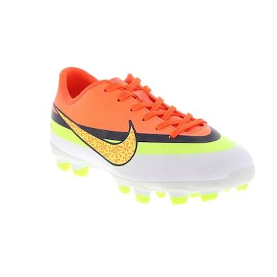 Chuteira de Campo Nike Mercurial Victory CR IV FG - Infantil