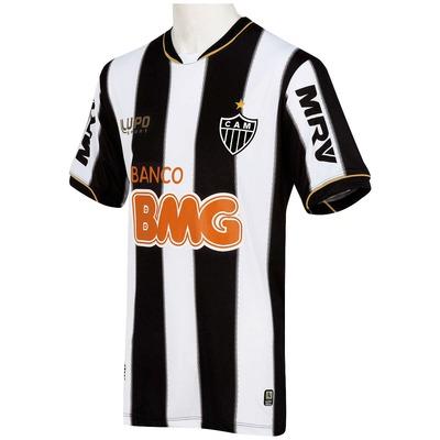 Camisa Lupo Atlético Mineiro I 2013 nº 10 – Ronaldinho