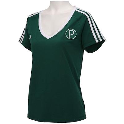 Camiseta adidas Palmeiras - Feminina