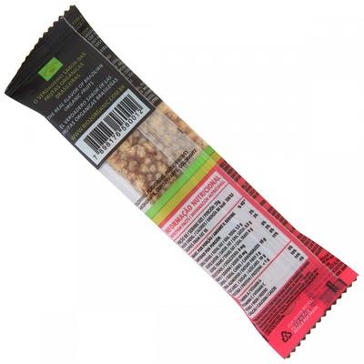 Barra de Cereal Orgânica - 25 g - Sabor Goiaba - biO2