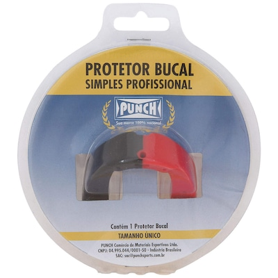Protetor Bucal Punch Dual Color