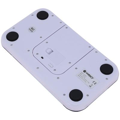 Balança Digital Ultra Portátil Wiso W600 - Até 150Kg