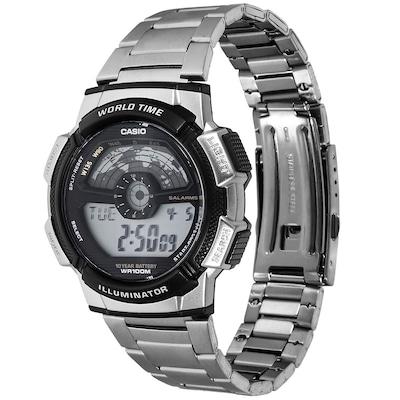 Relógio Digital Casio AE1100WD - Unissex