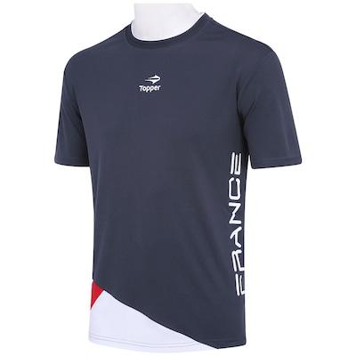 Camiseta Topper França New - Masculina