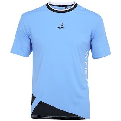 Camiseta Topper Uruguai New - Masculina