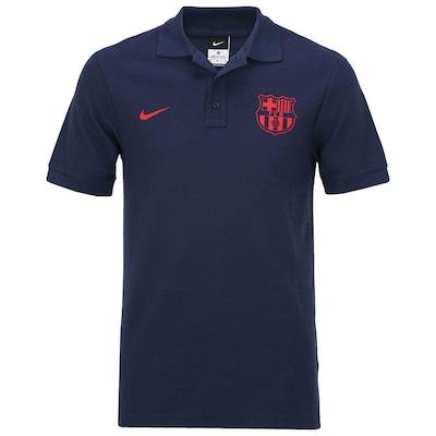 Camisa Polo Nike Barcelona Core - Masculina