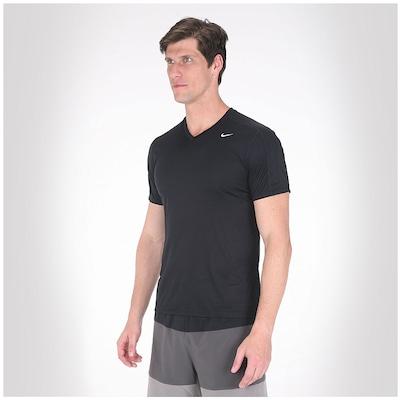 Camiseta Nike Relay V Neck - Masculina