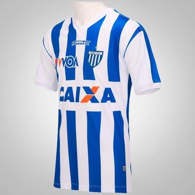 Camisa do Avaí I 2013 nº 10 Fanatic