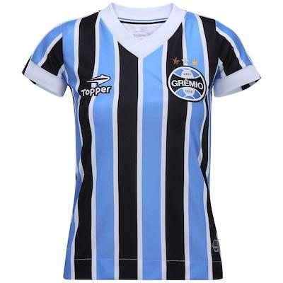 Camisa Topper Grêmio I 2013 s/nº - Feminina