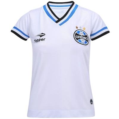 Camisa Topper Grêmio II 2013 s/nº - Feminina