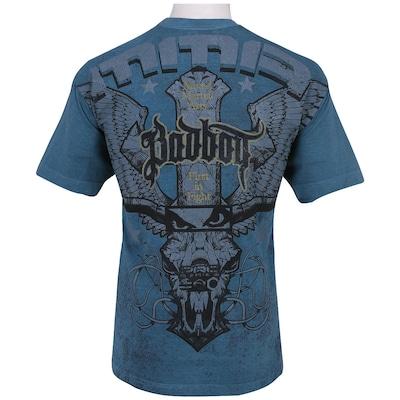 Camiseta Bad Boy Stone MMA - Masculina