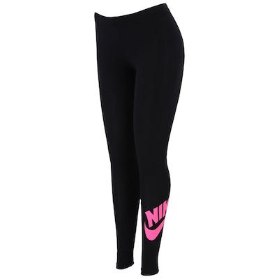 Calça Legging Nike A See Logo 552940 - Feminina