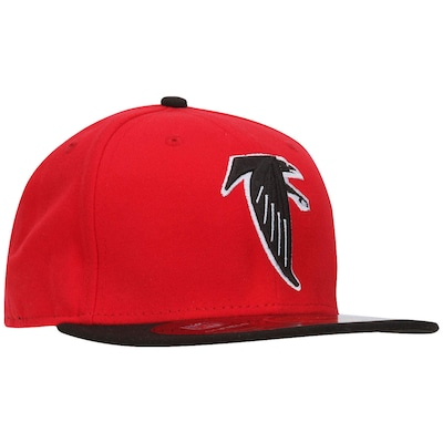 Boné Aba Reta New Era Atlanta Falcons - Fechado - Adulto