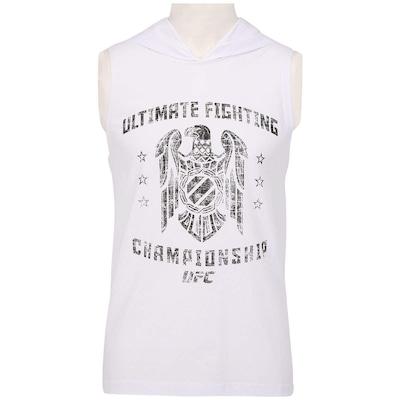Colete Regata UFC Eagle Com Capuz - Masculino
