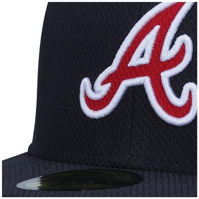 Boné Aba Reta New Era Atlanta Braves MLB - Fechado - Adulto
