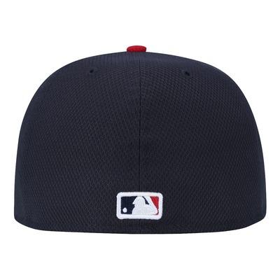 Boné Aba Reta New Era Diamond Boston Red Sox MLB - Fechado - Adulto
