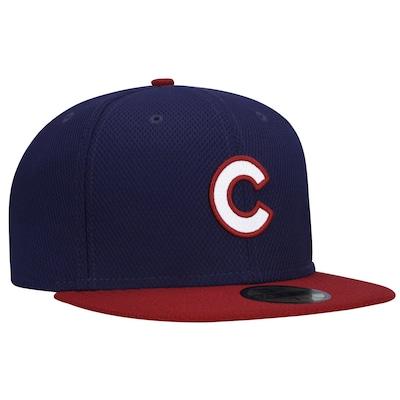 Boné Aba Reta New Era Chicago Cubs MLB - Fechado - Adulto