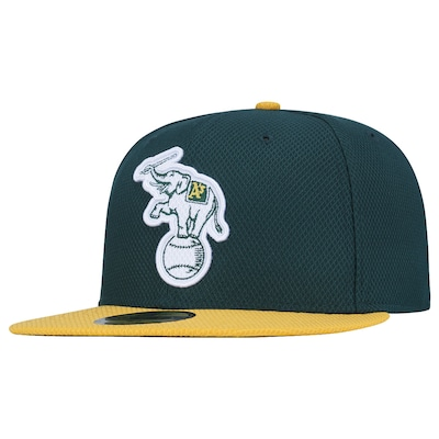 Boné Aba Reta New Era Oakland Athletics MLB Stomper - Fechado - Adulto